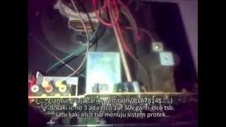 cara memperbaiki tv polytron standby