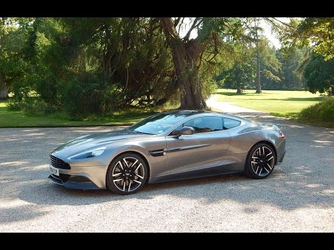 Bon Best All New Cars Ever 2016 Aston Martin Vanquish First Review