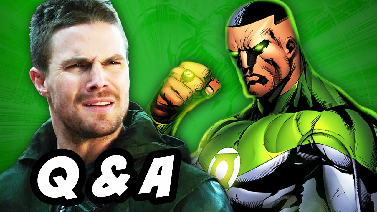 arrow season 3 and the flash episode 13 q&a - diggle green lantern