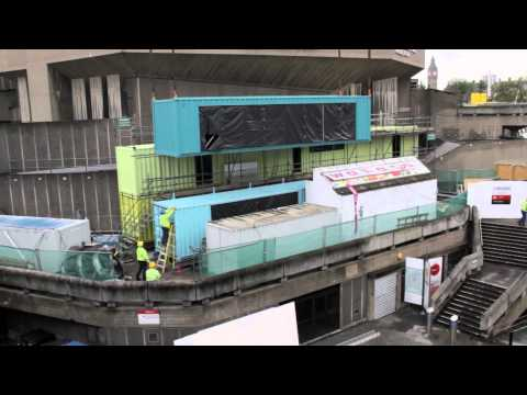 How We Built The Wahaca Southbank Experiment