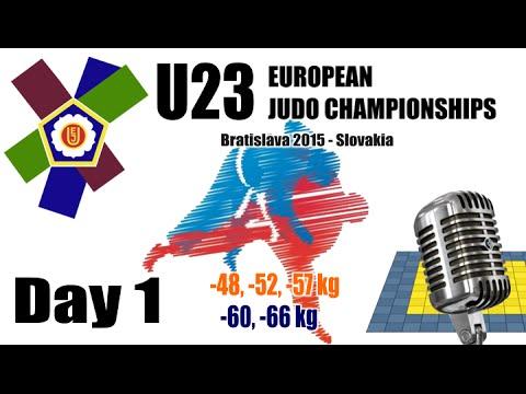 U23 European Championships - Day 1