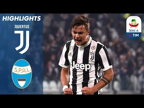 Juventus 4-1 Spal | Dybala and Cuadrado Score in Big Victory! | Serie A TIM 2017/18