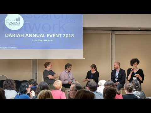 DARIAH Annual Event 2018