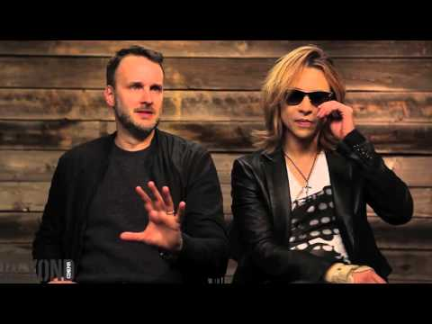 "Yoshiki & Stephen Kijak talk ""We Are X"" at Sundance 2016 - a Beyond Cinema Original"
