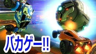 車でサッカーしてみた Rocket League `/ ロケットリーグ thumbnail