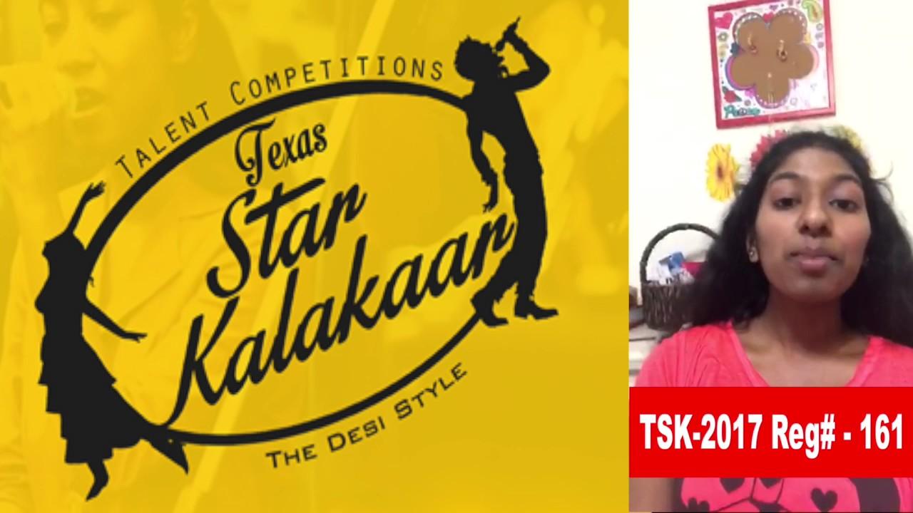 Reg# TSK2017P161 - Texas Star Kalakaar 2017