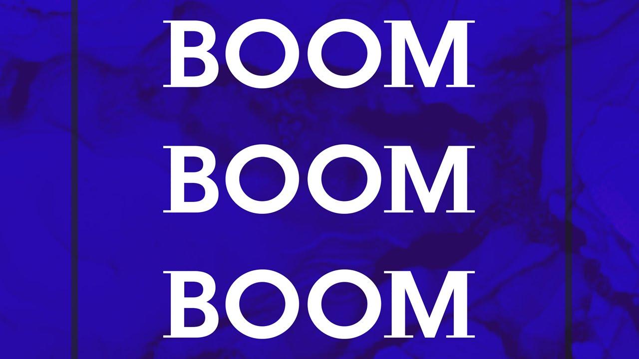 Indaqo  Boom Boom Boom Gabry Ponte Edit Cover Art