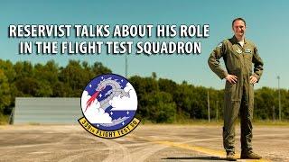 C5 Pilot: Lt Col John Grady