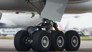 Шасси самолета жасайды , да !!!