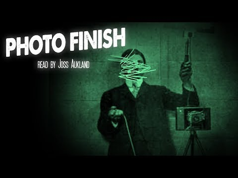'Photo Finish' Read By Joss Ackland  Halloween Short Stories