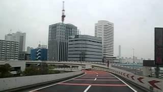 江戸東京博物館:駐車場の入り方.MOV