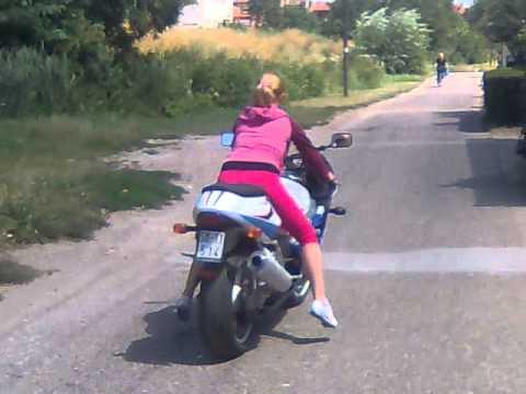 How To Ride A Suzuki Gsxr