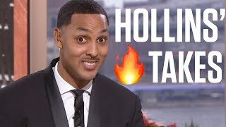 Greek Freak isn't MVP-caliber, JR Smith to Lakers? Ryan Hollins' hottest takes | NBA on ESPN