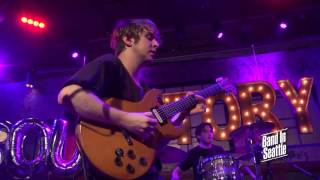 Hibou - Above Us - Live on Band in Seattle