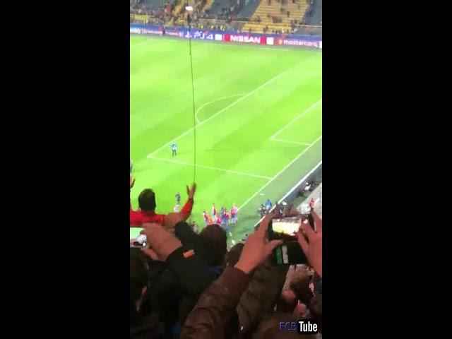 2018-2019 - Dortmund-Club Brugge - We Are Bruges