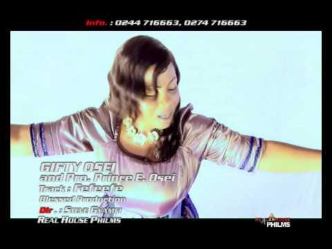 Gifty Osei - Fefeefe [Official Video]