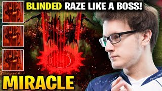 Miracle Shadow Fiend Blinded Raze - IT'S CRAZY