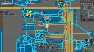 Factorio MEGABASE 0.16 Odcinek #49 - Pierwsze Niebieskie płytki z fabryki