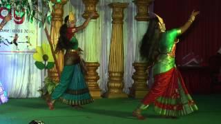 Nava Durga Dance- Ayigiri nandini-ANU SCHOOL