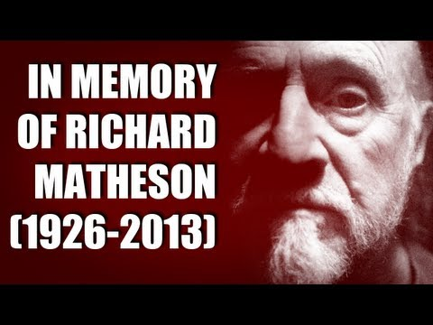 In Memory of Richard Matheson (1926-2013) | Cinema Suicide