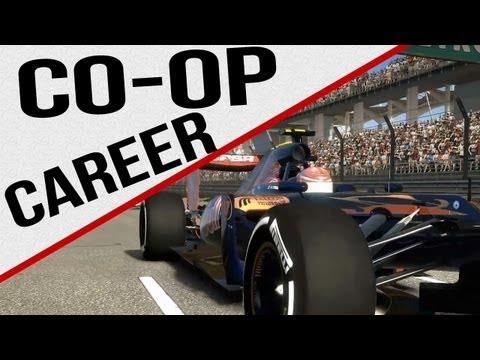 F1 2012 - Coop Career - Malaysia