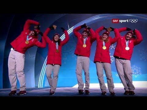 Sport-Rückblick: PyeongChang Highlights - Der Olympia-Rückblick 2018 [HD]