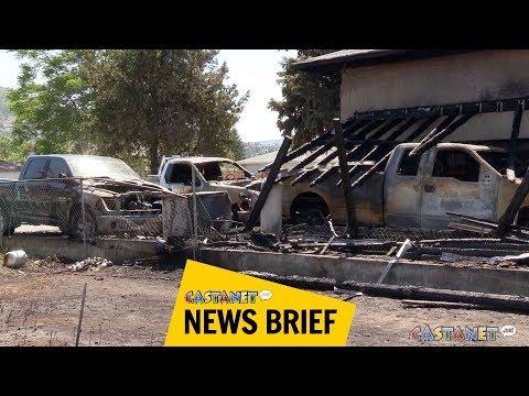 Stranger saves 3 men from raging house fire
