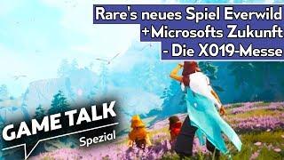 Wir sprechen über Microsofts große X019-Neuankündigungen! | Game Talk Spezial