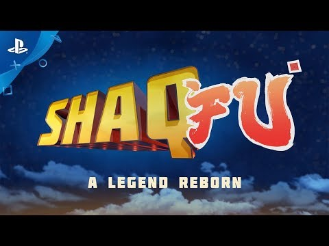 Shaq-Fu: A Legend Reborn – Launch Trailer | PS4