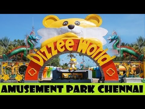 MGM Dizzee World Amusement Park || Theme Park Chennai
