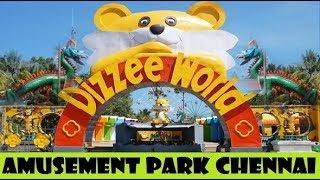 MGM Dizzee World Amusement Park || Theme Park Chennai