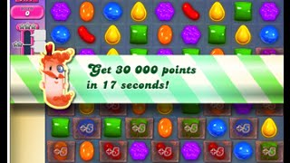 Candy Crush Saga Level 211 walkthrough (no boosters)