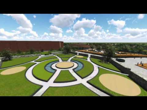 Architectural Thesis Design  Walkthrough - Film City  At Chandigarh