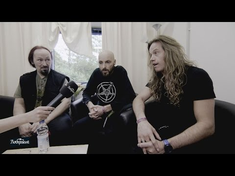 Rockpalast Venom Interview | Rock Hard | WDR