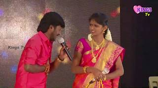 Mocha kotta paal azhagi song by Senthil Ganesh and Rajalakshimi
