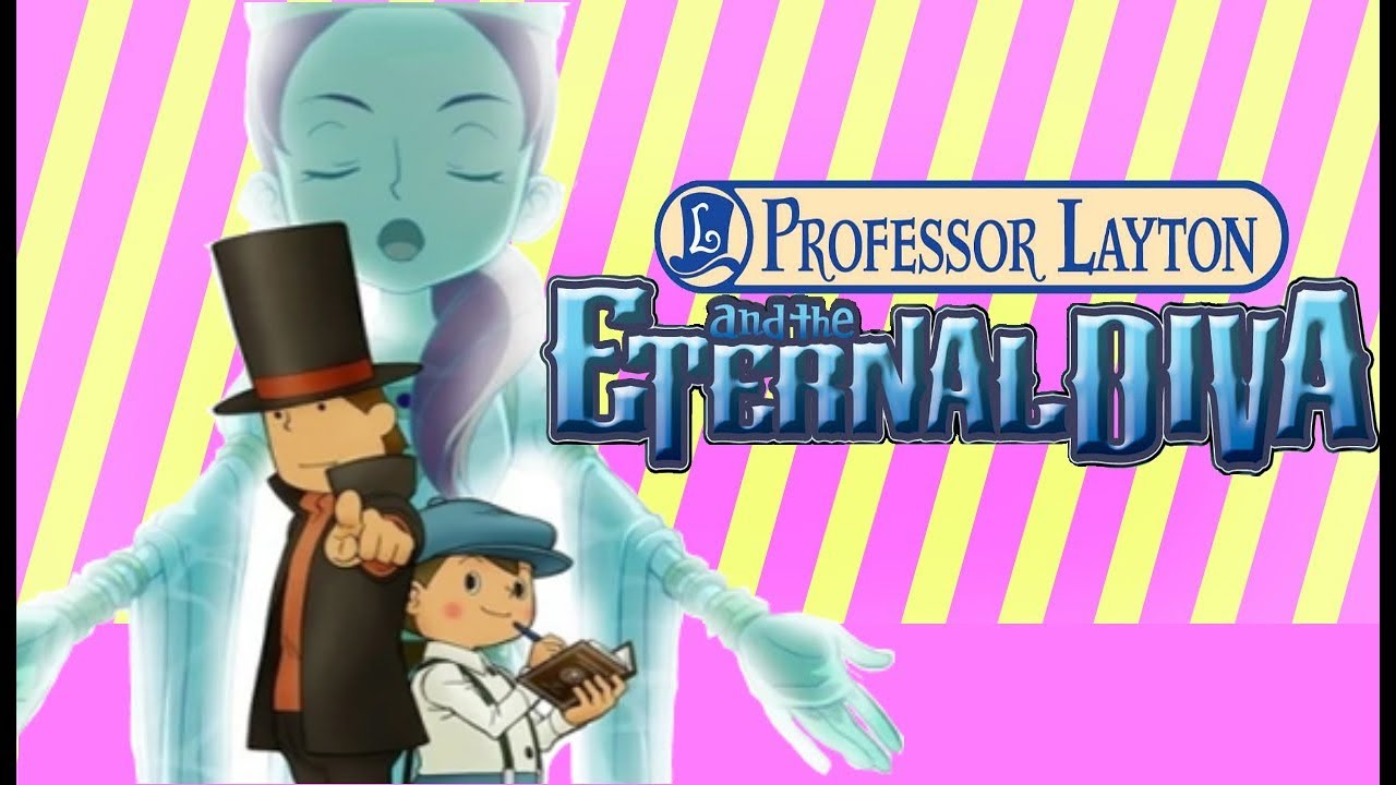 The Best Video Game Movie Ever Professor Layton And The Eternal