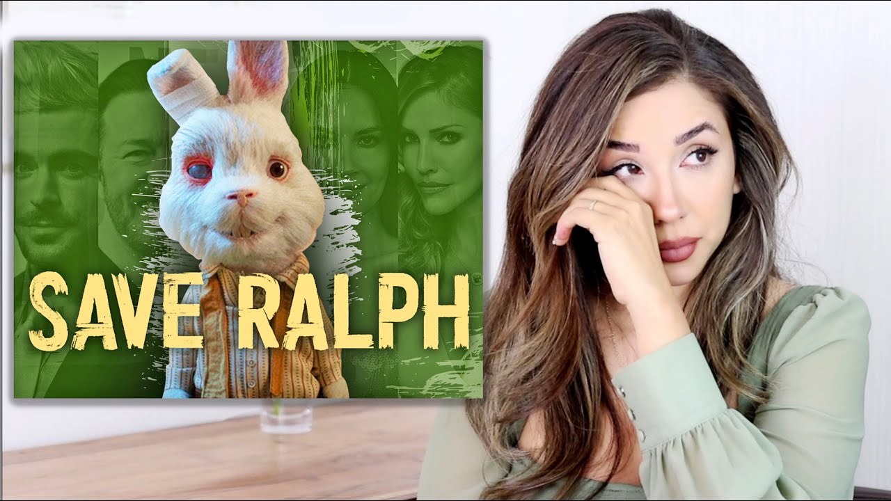 REACTING TO SAVE RALPH (I haven't been perfect...)
