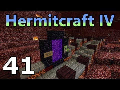 Hermitcraft 4 Ep. 41- Portal Relocation