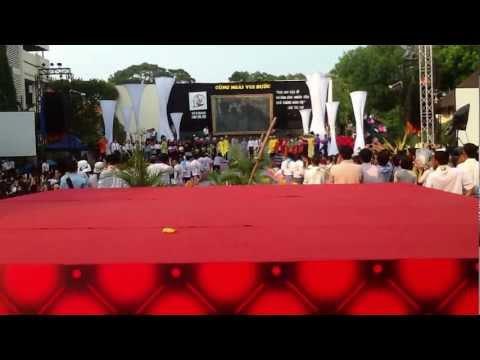 chú Hoài Linh - Đại Hội Giới Trẻ Mùa Chay 2013 - GP Sài Gòn