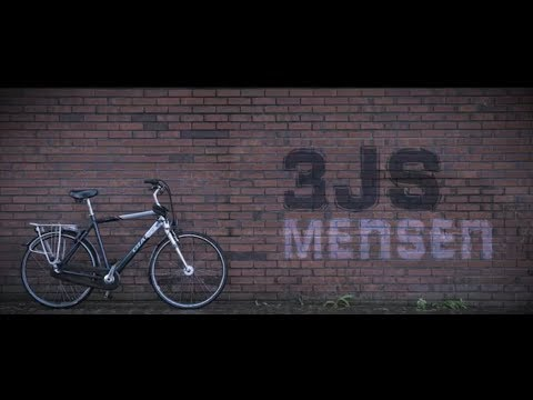 3JS - Mensen (Officiële Videoclip)