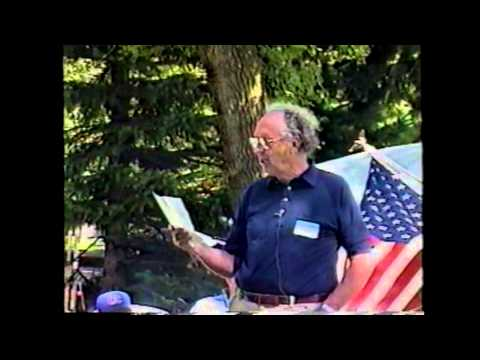 1994 John M. Mason Family Reunion at Lake Minnewaska