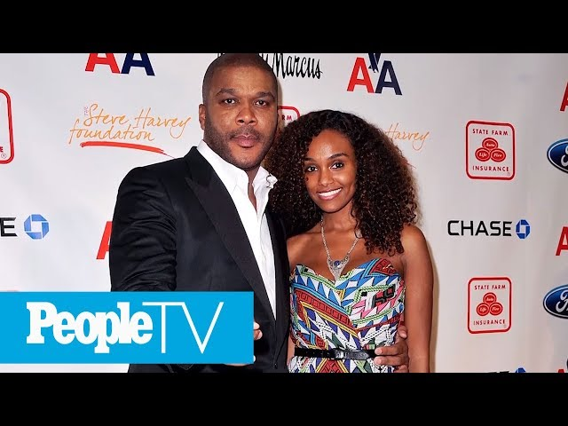 Tyler Perry Reveals How Girlfriend Told Him She Was Pregnant On FaceTime   PeopleTV