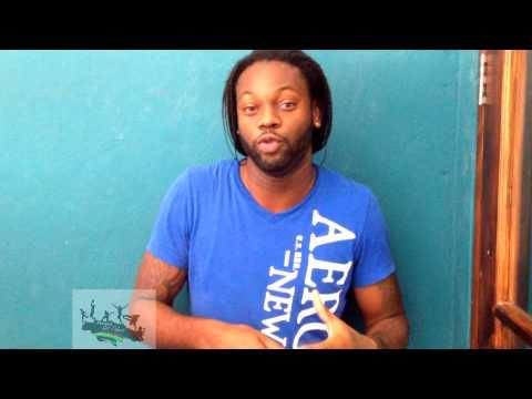 Jamaica Got Talent   Urban Interview & Freestyle  Ocho Rios Jamaica