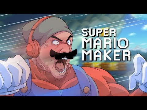 RAGE MODE ACTIVATED! [SUPER MARIO MAKER] [#156]