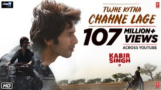 "Presenting the second song ""Tujhe Kitna Chahne Lage"" from the upcoming Bollywood movie Kabir Singh is starring Shahid Kapoor and Kiara Advani. The film ..."