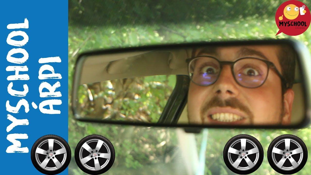 A látás mínusz 5-rel lehet autót vezetni