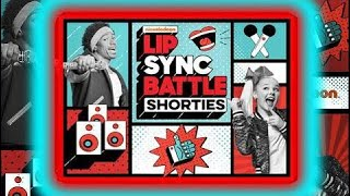 [JoJo Siwa] My New Tv Show!!!! Lip Sync Battle Shorties
