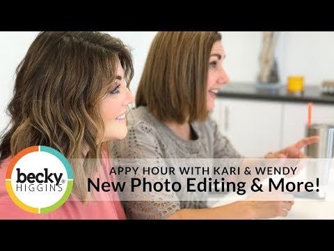 Android Photo Editing & MORE New Features on Appy Hour!