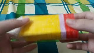 Cách làm squishy giấy 3d cây bút chì _Ngọc Thủy Channel