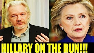 RED ALERT!! Julian Assange EXPOSED EVERYTHING!! Hillary's BIGGEST SECRET IN HOT OIL NOWW!! thumbnail